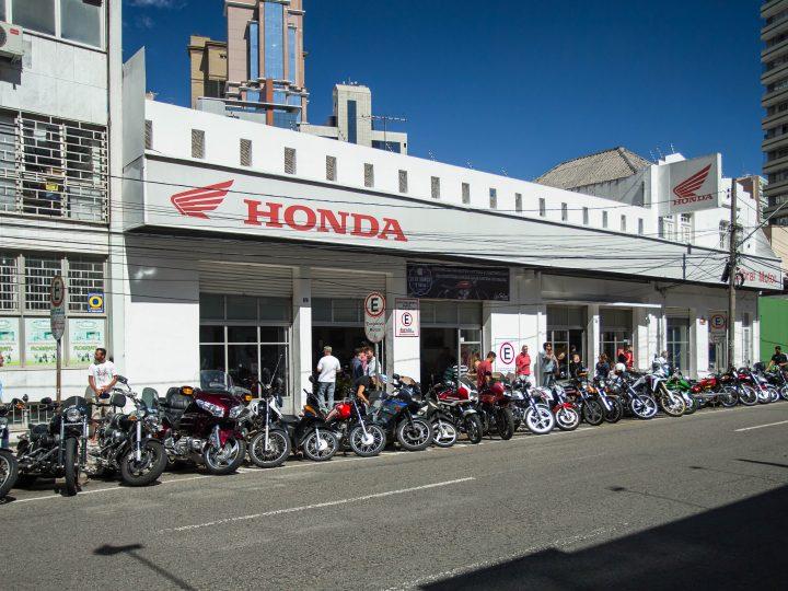 Cabral Motor Honda é líder em vendas em Curitiba e Região Metropolitana