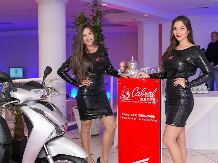 Cabral Motor Honda é reconhecida pelo 9º ano consecutivo pelo IMPAR como referência no segmento de revenda de motocicletas em Curitiba
