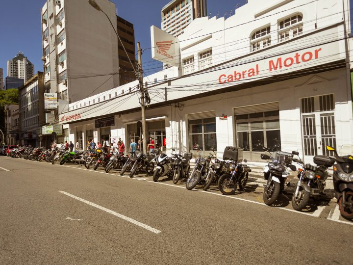 A mais tradicional concessionária Honda do Sul do Brasil registra alta de 91% nas vendas de motocicletas zero km em 2017