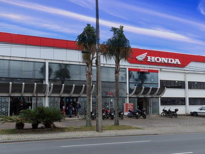 Promoção Destino Aventura: concorra a uma Honda CRF 1000L Africa Twinna Cabral Motor Honda