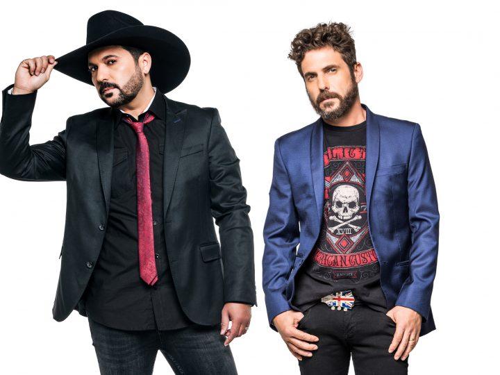 Edson e Hudson apresentam show da nova turnê no dia 21 de abril em Curitiba