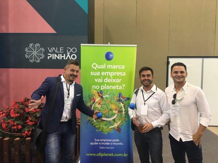 Oliplanet marcou presença no maior evento sobre cidades inteligentes do mundo: Smart City Expo Curitiba 2018