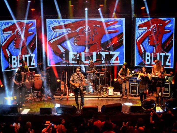 Banda Blitz apresenta show do novo DVD no dia 09 de junho em Curitiba