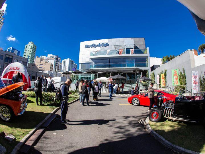 Festa de lançamento do MS Trade Show levou 2 mil pessoas ao Hard Rock Cafe Curitiba no último domingo, 20 de maio