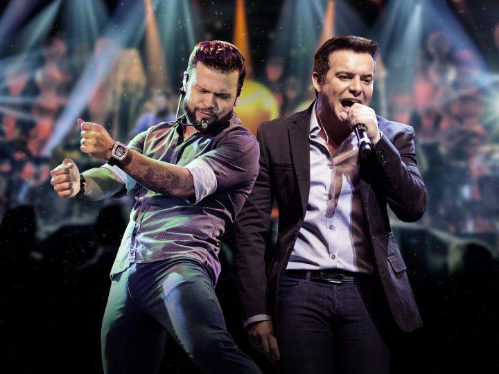 Curitiba recebe show inédito de Marcos & Belutti no dia 10 de agosto