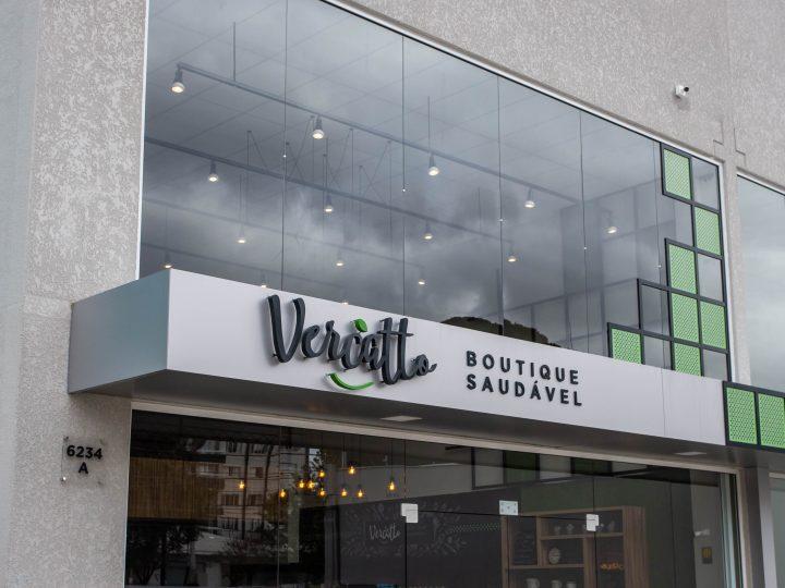 Vercatto Boutique Saudável abre a sua primeira unidade em Curitiba