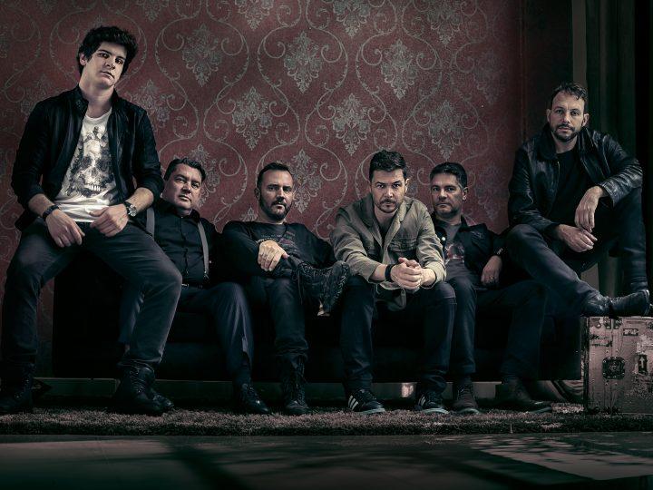 Banda Sr. Banana retorna aos palcos de Curitiba com músicas inéditas – Apresentação acontece no dia 20 de setembro no Hard Rock Cafe Curitiba