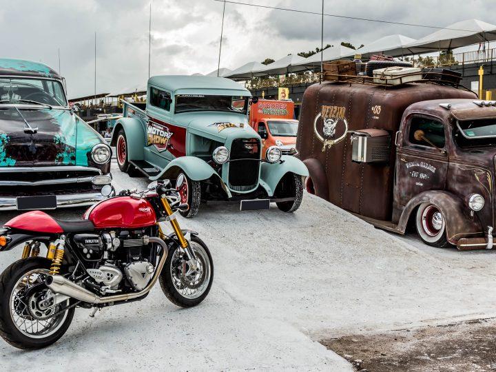 Londrina recebe, durante o feriado, a 3ª edição do Motor Show – um dos maiores eventos do Brasil sendo o maior parque de diversões a motor