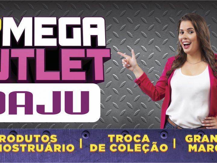 DAJU promove 4º Mega Outlet durante todo o mês de fevereiro e anuncia expansão da rede